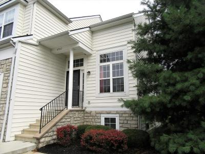 New Albany Condo Contingent Finance And Inspect: 6952 Churchill Downs Drive