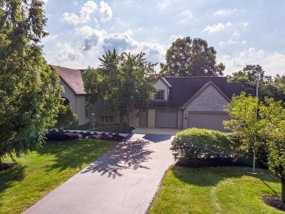 Westerville Single Family Home Contingent Finance And Inspect: 6275 Sunbury Road