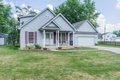 Thurston Single Family Home Contingent Finance And Inspect: 2426 Wilson Avenue