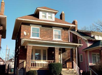 Columbus Multi Family Home For Sale: 842 Linwood Avenue