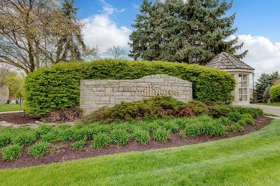 Hilliard Condo Contingent Finance And Inspect: 3434 Eastwoodlands Trail