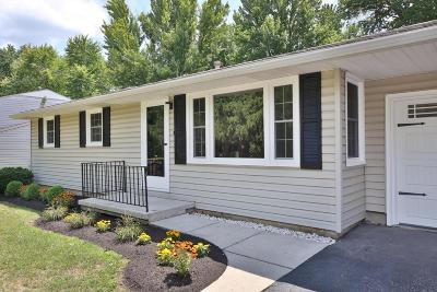 Single Family Home For Sale: 129 Belle Avenue