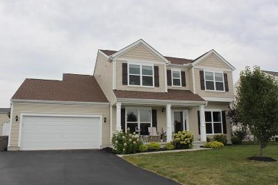 Grove City Single Family Home Contingent Finance And Inspect: 5830 Daisy Trail Drive