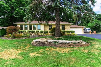 Columbus Single Family Home For Sale: 2808 River Park Drive