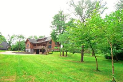 Johnstown Single Family Home For Sale: 6380 Nichols Lane