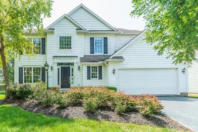Westerville Single Family Home For Sale: 5874 Pine Wild Drive