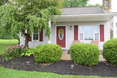 Johnstown Single Family Home For Sale: 14263 Johnstown Utica Road