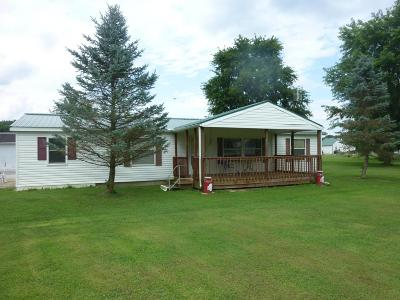 Marengo Single Family Home Contingent Finance And Inspect: 5509 Township Road 213