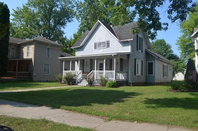 Union County Single Family Home Contingent Finance And Inspect: 154 S Franklin Street