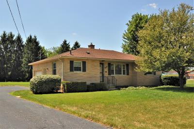 Upper Arlington Single Family Home Contingent Finance And Inspect: 2363 Wickliffe Road