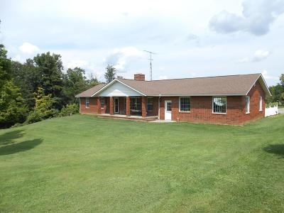 Glenford Single Family Home Contingent Finance And Inspect: 7960 Cooks Hill Road