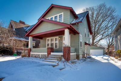 Clintonville Single Family Home For Sale: 353 E Kelso Road