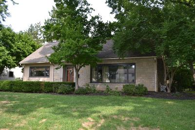 Upper Arlington Single Family Home Contingent Finance And Inspect: 2434 Dorset Road