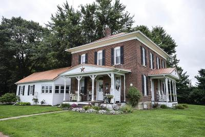 Stoutsville Single Family Home Contingent Finance And Inspect: 9110 Dozer Road SW