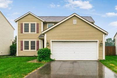 Groveport Single Family Home Contingent Finance And Inspect: 4018 Walnut Crossing Drive