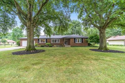 Groveport Single Family Home Contingent Finance And Inspect: 5367 Stoltz Avenue