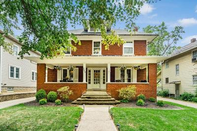 Clintonville Single Family Home Contingent Finance And Inspect: 209 Blenheim Road