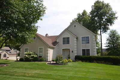 Gahanna Single Family Home Sold: 818 Hensel Woods Road