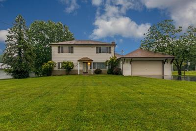 Etna Single Family Home Contingent Finance And Inspect: 15348 Palmer Road SW