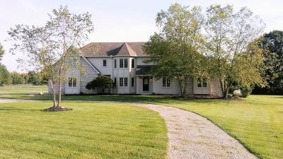 Delaware Single Family Home For Sale: 1880 Bean Oller Road