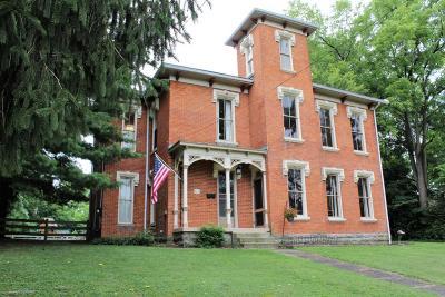 Delaware Single Family Home For Sale: 269 W William Street
