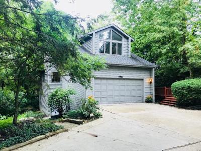 Clintonville Single Family Home Contingent Finance And Inspect: 551 E Cooke Road