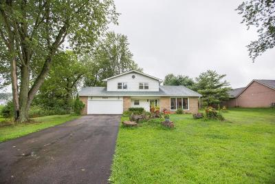 Westerville Single Family Home Contingent Finance And Inspect: 5682 Ulry Road
