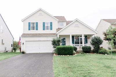 Blacklick Single Family Home Contingent Finance And Inspect: 1174 Rameys Run Court