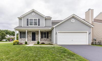 Blacklick Single Family Home Contingent Finance And Inspect: 6914 Onyxbluff Lane