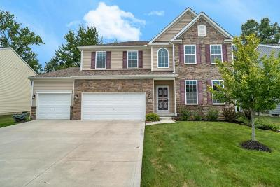 Reynoldsburg Single Family Home Contingent Finance And Inspect: 9274 Jackies Bend