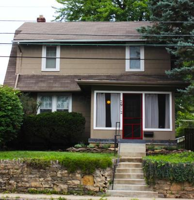 Clintonville Single Family Home For Sale: 2912 Indianola Avenue