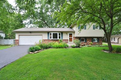 Westerville Single Family Home Contingent Finance And Inspect: 6620 Paul Road