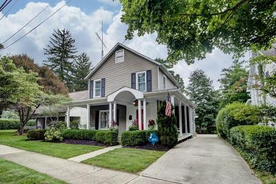 Granville Single Family Home Contingent Finance And Inspect: 326 N Pearl Street