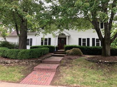 Upper Arlington Single Family Home Contingent Finance And Inspect: 3266 Redding Road