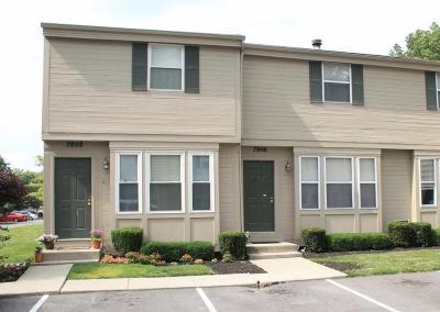 Worthington Condo For Sale: 7808 Barkwood Drive #10A