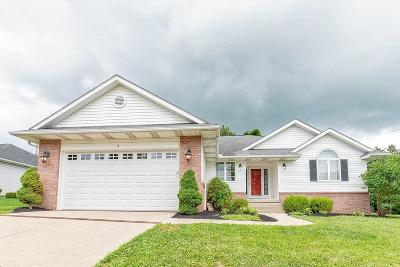 Mount Vernon OH Single Family Home Contingent Finance And Inspect: $224,900