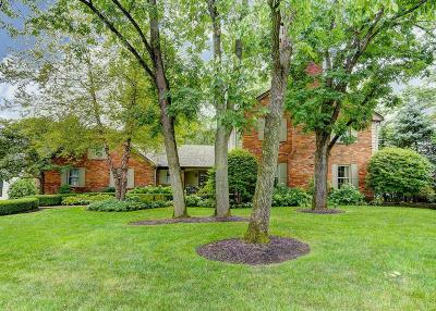 Upper Arlington Single Family Home For Sale: 2644 Haverford Road