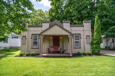 Single Family Home For Sale: 323 Summit Street