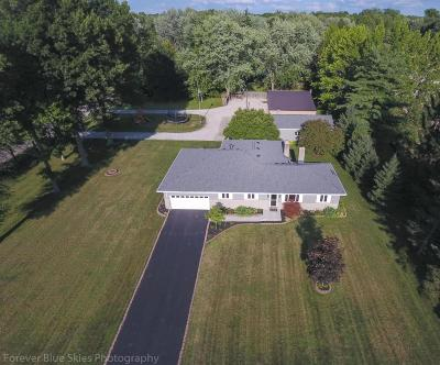 Blacklick Single Family Home For Sale: 3620 N Waggoner Road
