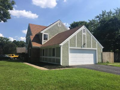 Reynoldsburg Single Family Home For Sale: 645 Rosehill Road