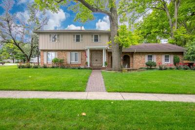Worthington Single Family Home For Sale: 363 Highland Avenue