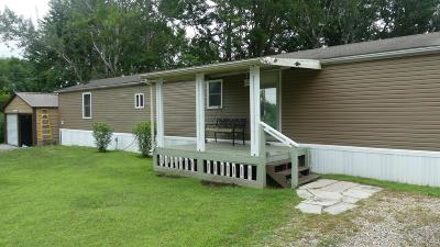 Single Family Home Contingent Finance And Inspect: 1986 County Road 156