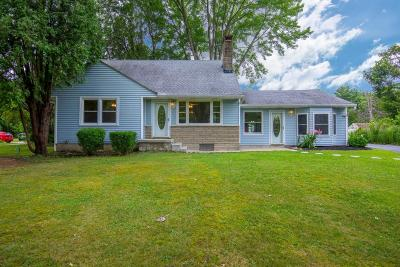 Sunbury Single Family Home Contingent Finance And Inspect: 12207 N Old 3c Road