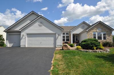 Grove City Single Family Home Contingent Finance And Inspect: 1980 Autumn Wind Drive