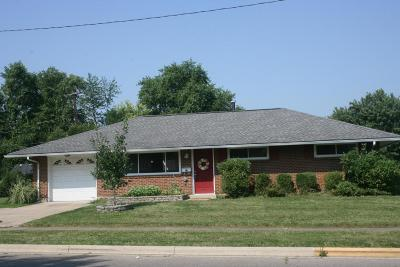 Reynoldsburg Single Family Home Contingent Finance And Inspect: 1655 Rosehill Road