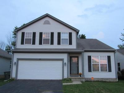 Blacklick Single Family Home For Sale: 468 Sandmar Drive