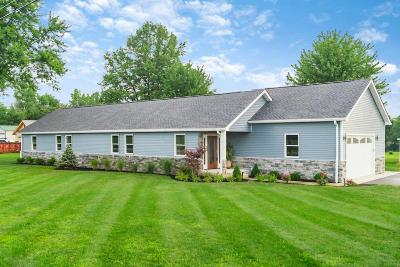 Union County Single Family Home Contingent Finance And Inspect: 9324 Crottinger Road
