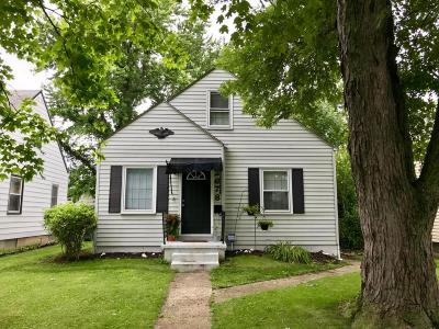 Bexley Single Family Home Contingent Finance And Inspect: 2678 Bellwood Avenue