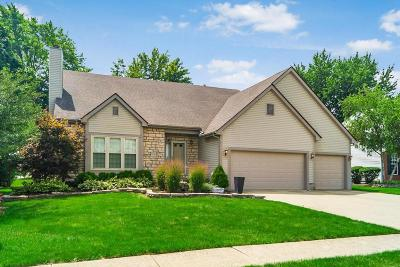 Grove City Single Family Home Contingent Finance And Inspect: 3095 Longridge Way
