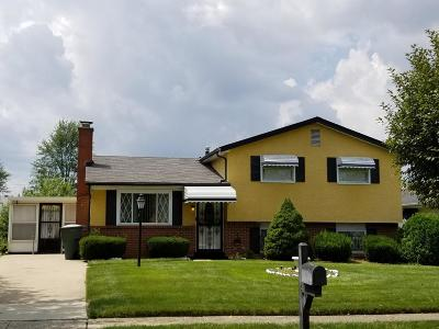 Columbus OH Single Family Home Sold: $128,000